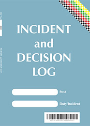 Incident and Decision Log image
